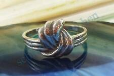 Silver Ring Knot Sterling Silver 925 Style B