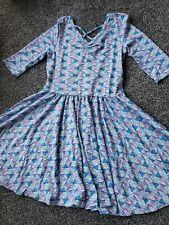Dotdotsmile Size 5/6 Ballerina Twirl Dress Nwt