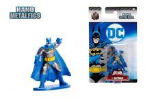 "DC Comics Nano Metalfigs BATMAN DC40 2"" Die-Cast Metal Figure Wave 3"