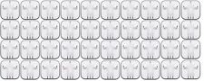 Lot of 40 Earbuds Earphone Headset With Mic For Apple iPhone 5 iPhone 6/6s iPod