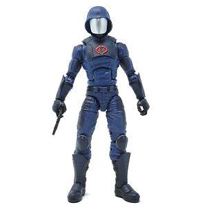 "GI Joe Classified Custom Cobra Commander With Classic Helmet - 1/12 6"" Head"