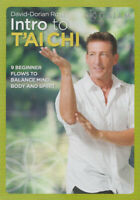David-Dorian Ross : Intro to Tai Chi New DVD