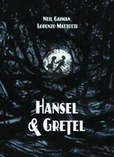 Hansel and Gretel by Neil Gaiman (2014, Hardcover)