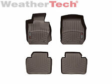 WeatherTech Floor Mats Floorliner for BMW 3-series w/ xDrive - 2012-2017 - Cocoa