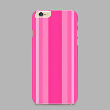 Pink Shades Stripes Phone Case Cover