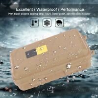 Waterproof Survival Container EDC Shockproof Outdoor Storage Case Carry Box