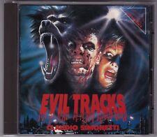 Claudio Simonetti - Evil Tracks - CD (OST 104 RCA 1991 Italy)