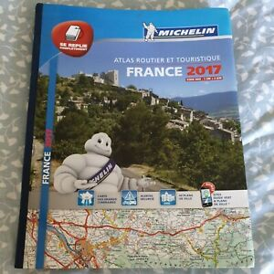 Tourist Map Of France