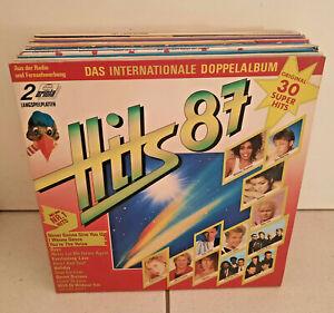 Schallplatten Sammlung    -   31 LPs aus den 80er Jahren