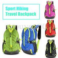 Durable Sport Hiking Travel Backpack Rucksack Outdoor Camping Daypack School Bag