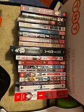 My Top 18 Manga Collection Of All Time Job Lot Berserk Dragon Ball