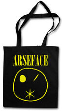 ARSEFACE SHOPPER SHOPPING BAG TV Garth Cassidy Eugene Tulip Preacher Comic Root
