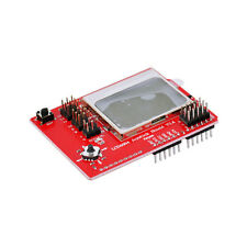 LCD4884 Joystick Shield Expansion Board with Nokia 5110 Display for Arduino