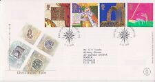 GB ROYAL MAIL FDC FIRST DAY COVER 1999 CHRISTIANS' TALE STAMP SET FIFE PMK