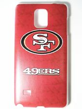 NFL San Francisco 49ers Samsung Galaxy Note 4 N910 Plastic One-Piece Slim Case
