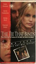The Tie That Binds (VHS, 1995) - DEMO TAPE - Daryl Hannah, Moira Kelly - RARE