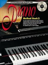Piano Method Bk. 2 by Andrew Scott (1997, CD / Paperback)