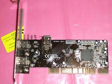 NEC Firewire Hub PCI Karte 2 +1 Port , SD-FW72873-2l