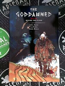 The Goddamned: Before The Flood Vol. 1 2017 1st Print Jason Aaron TPB Image