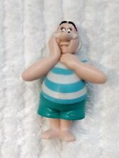 Vintage Mr Smee Happy Meal Toy Figure McDonalds Pvc Peter Pan Movie Character