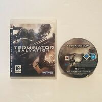 Terminator Salvation Sony PS3 Playstation 3 with free uk postage