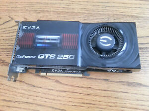 EVGA NVIDIA GeForce GTS 250 (01GP31156TR) 1GB GDDR3 SDRAM PCI Express x16 Graphi