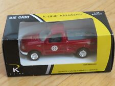 Die Cast Southern Pacific Red Ford Pick-up truck k-line 1:43 New Mint