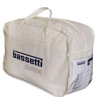 Bassetti Piumone Bianco una Piazza Linea Time 155x200 OFFERTISSIMA