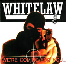 """Whitelaw """"We're Coming For You..."""" New skinhead oi punk hooligan isd HSCD 011"""