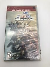 Final Fantasy Tactics The War of the Lions (Sony PSP, 2007) Brand New