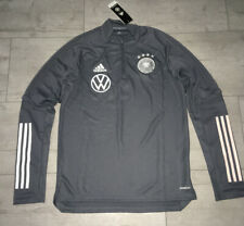 DFB Deuschland Adidas Trainings Top M Germany Jersey Matchworn Trikot Sweat