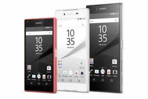 Sony Xperia Z5 compact / Z5 /  Z5 premium 32GB Unlocked 4G Android GRADE