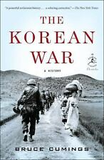 Modern Library Chronicles: The Korean War : A History by Bruce Cumings (2011,...