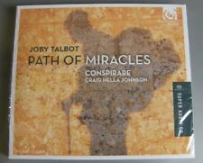 JOBY TALBOT (SACD)PATH OF MIRACLES -  NEUF SCELLE