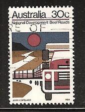 Australia # 552 Used Truck Convoy