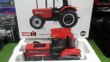 TRACTEUR AGRICOLE CASE INTERNATIONAL I455XL rouge 1/16 UNIVERSAL HOBBIES UH4160