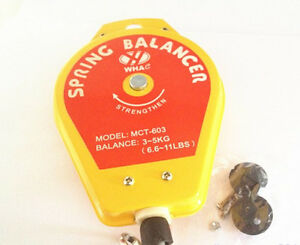 New spring balancer tool holder ergonomic hanging retractable 1.5-3kg