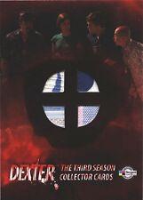 Dexter Season 3 D3-C28 Dexter Angel Debra & Vince 4 Piece Costume Card