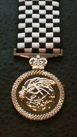 Clearance Collectable police service medal