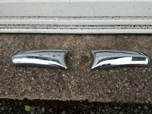 """Daimler SP250 Dart front bumper """"Whiskers"""" for 'A'-series cars."""