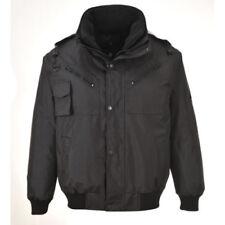 Abrigos y chaquetas de hombre negro talla XXL cazadores