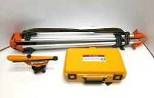 Cst Berger Instruments Transit Level Model 135 w/ Hard Case & Tri-pod