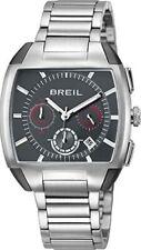 Orologio da polso BREIL TRIBE UOMO B Squared Cronografo quarzo tondo acciaio inox rettangolare