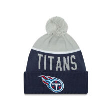 Tennessee Titans New Era NFL Kid's Sport Knit Hat Cap Beanie Fleece Lined Youth