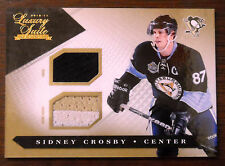 2010/11 SIDNEY CROSBY LUXURY SUITE 3 COLOR PRIME JERSEY / PATCH SSP / 10