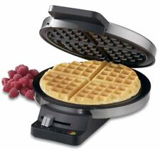 NEW Cuisinart Classic Round Waffle Maker
