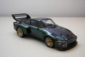 Exoto 1:18 Porsche 935 Standox Limitiert Avus Galaxy NEU OVP perfekt Sammlung