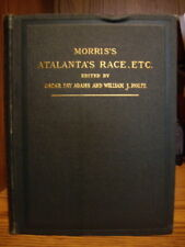 """1888 """"Atalantas Race and Other Tales fromThe Earthly Paradise"""" by William Morris"""