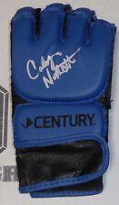 Colbey Northcutt Signed MMA Glove BAS Beckett COA Autograph UFC Sage's Sister