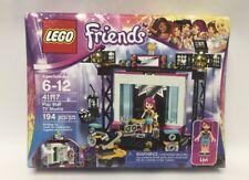 Crushed Box LEGO 41117 Friends Pop Star TV Studio Sealed